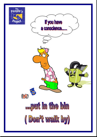 Put It In The Bin poster - click to enlarge